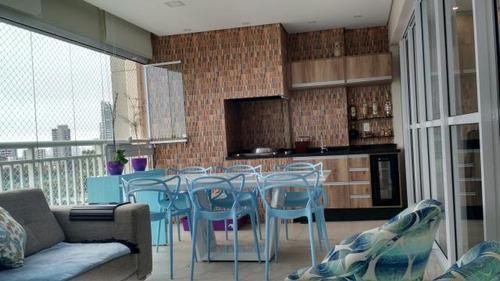 Apartamento Residencial À Venda, Vila Santo Estevão, São Paulo. - Ap5825