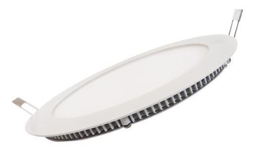 Luminária Painel Plafon Led Quadrado Embutir 18w Classe A