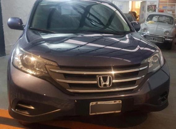 Honda Crv Lx Autom. Excelente Estado - Listo Para Usar