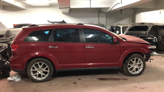 Sucata Dodge Journey 3.6 2013 Para Peças