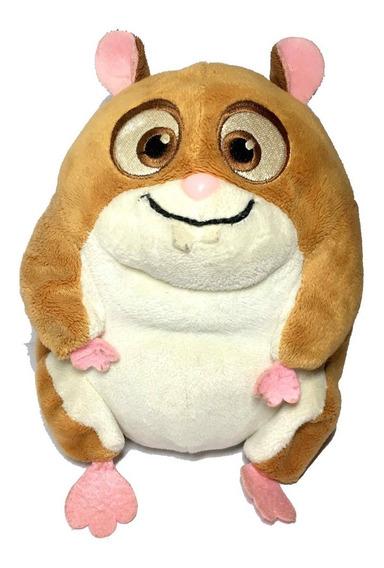 Pelúcia Rhino Hamster Bolt Disney Filme Fofo Macio Infantil