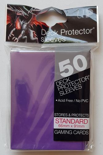 Micas Ultra Pro Standard Deck Protector Purple - Morado