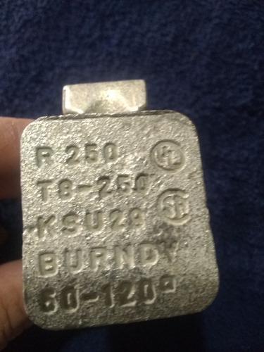 Conector Bimetalico Ksu 26 Cal 2/0 Burndy