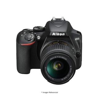 Camara Nikon D3500 Profesional 24,2mpx Dslr Lente 18-55mm
