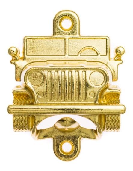 Abridor De Garrafa 6 Jeeps + 2 Fuscas + 2 Komboza