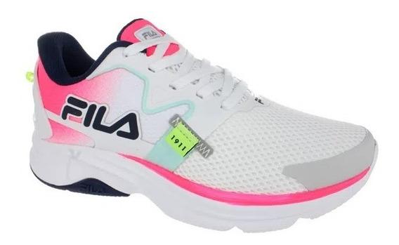 Tênis Fila Feminino Racer Motion Original + Nf