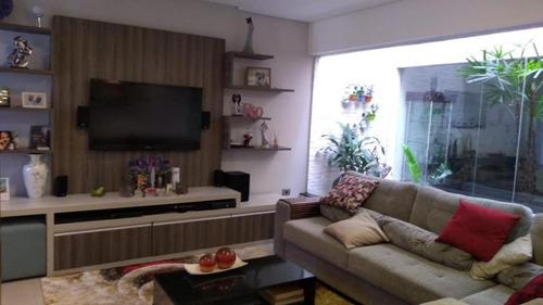 Sobrado Com 3 Dormitórios À Venda, 210 M² Por R$ 1.200.000 - Vila Zelina - São Paulo/sp - So1641