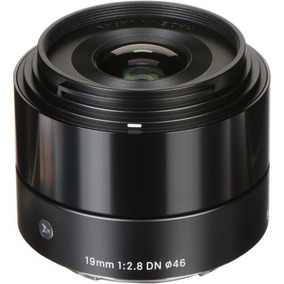 Lente Sigma Sigma Sel 19mm F/2.8 Art P/ Sony