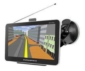 Gps 7 Polegadas Tv Digital Mapa 3d Fm, Produto Usado