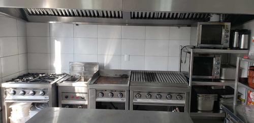 Oportunidade Cozinha Industrial Completa E Salão Em Pirituba