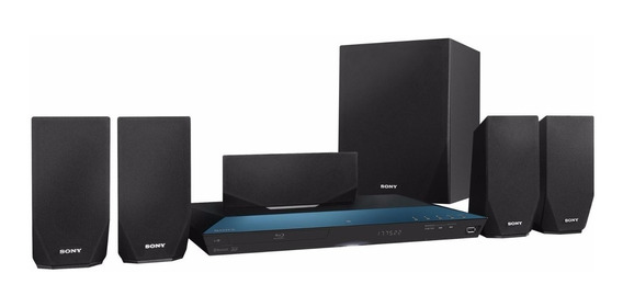 Home Theater Sony Bdv-e2100 Blu-ray 3d Bivolt 1000w 5.1