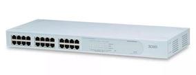 Switch 3com 24 Portas Baseline 2024 10/100 3c16471