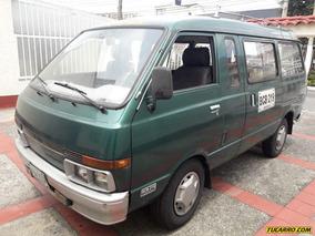 Nissan Vanette 2.4l Mt 2400cc