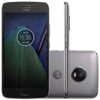 Smartphone Motorola Moto G5 Plus Platinum 5,2 32 Gb
