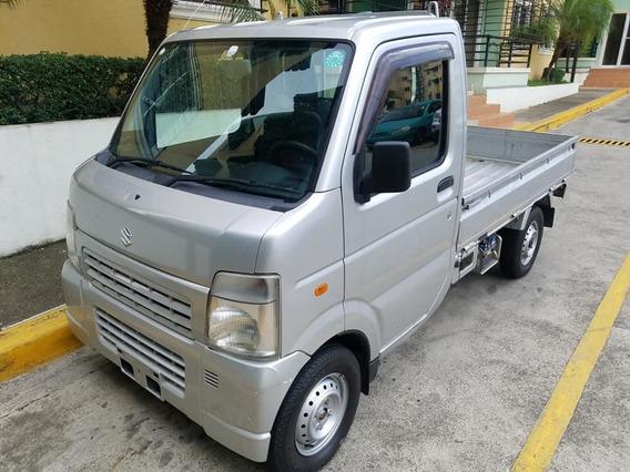 Vendo Platanera Suzuki Carry 2013 Inicial 125,0000 Financiam