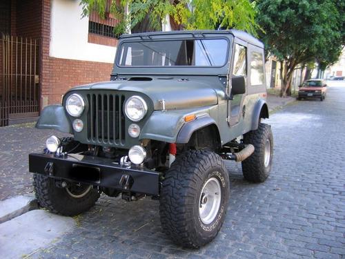 Jeep Ika 74 Diesel Motor 2,5 Tdi Bajos Toyota