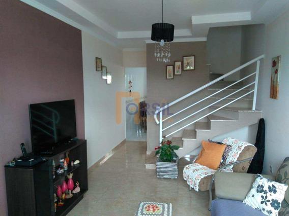 Sobrado Com 2 Dorms, Vila Suissa, Mogi Das Cruzes - R$ 268 Mil, Cod: 1585 - V1585