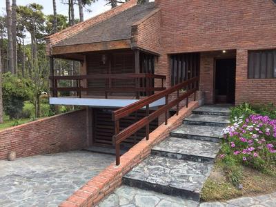 Casa En Alquiler De Temporada En Pinamar Zona Norte