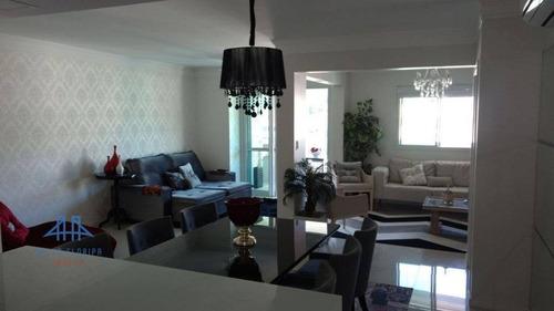 Imagem 1 de 30 de Apartamento À Venda, 129 M² Por R$ 1.200.000,00 - Itacorubi - Florianópolis/sc - Ap1656