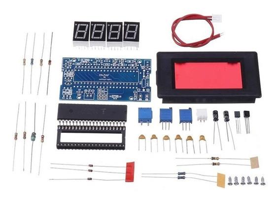 Kit Para Montar Voltimetro Digital 0-200v / Icl7107