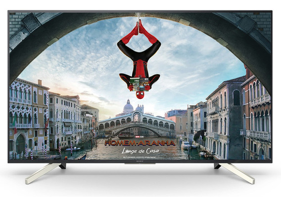 Smart Sony Kd-55x755f Led 4k Hdr Android Tv