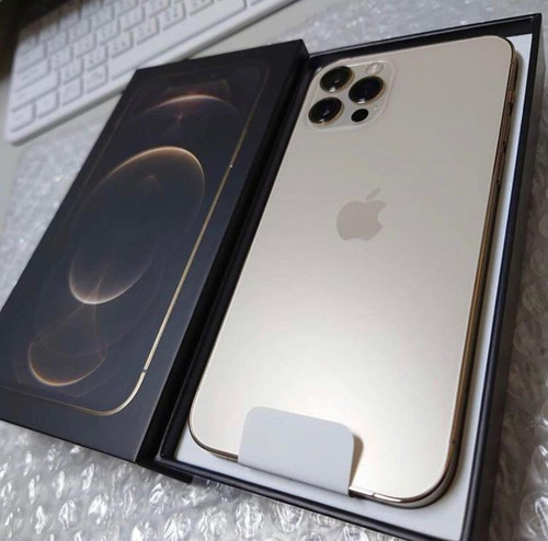 Apple iPhone 12 Pro De 256 Gb, 6 Gb De Ram, Oro Rosa.