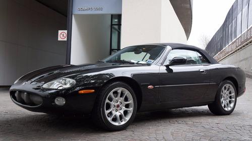 Jaguar Xkr Convertible 4.0l Superchargued 2001 70.000 Kms
