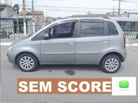 Fiat Idea Financiamento Sem Score Entrada No Cartão