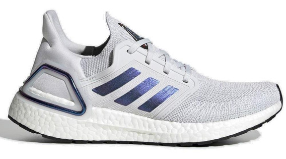 Tênis Running adidas Masculino Ultraboost 20 Eg0695 Branco