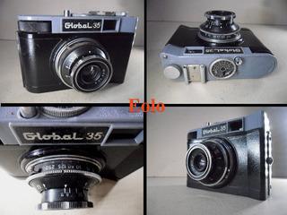 Camera Global 35 - Smena 8 -lomografia - Ñ Leica &