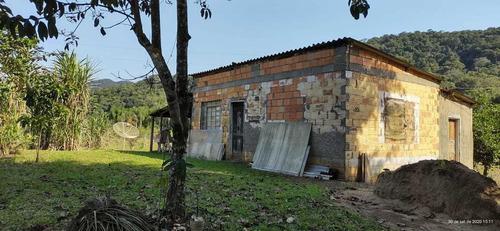 Miracatu/100% Plana/área De Plantio/lazer/morar/ref:05086