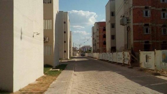 Apartamento Para Venda Em Teresina, Morada Do Sol, 1 Dormitório, 2 Suítes, 1 Banheiro, 1 Vaga - 817_2-171269