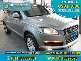 Audi Q7 2009 3.0 Tdi Quattro Oportunidad