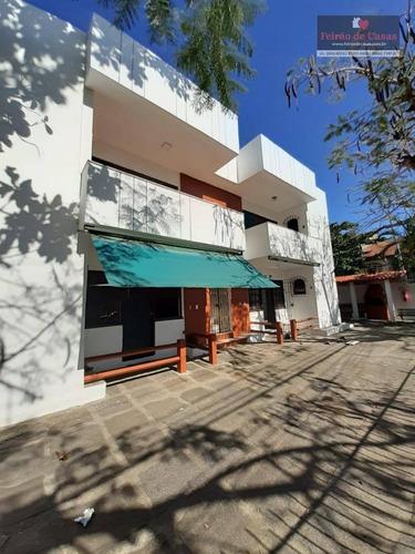 Apartamento Com 2 Dormitórios À Venda, 80 M² Por R$ 350.000,00 - Palmeiras - Cabo Frio/rj - Ap0003