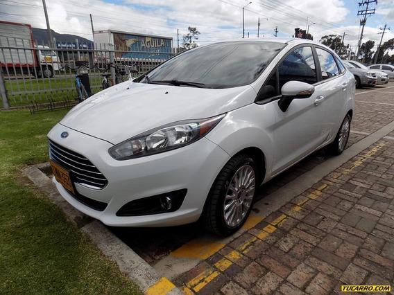 Ford Fiesta Se 1.6cc Mt Aa
