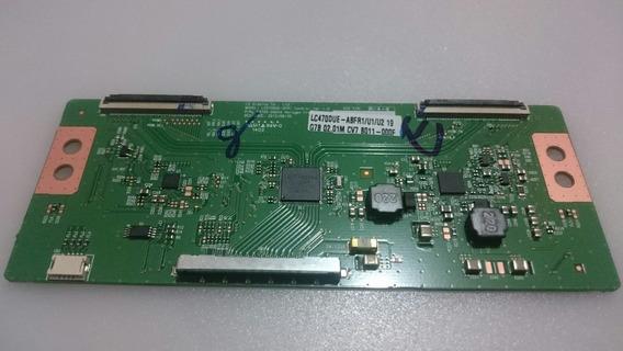 Placa T-con Display Lc470due P/ Lg 39,42,47ln5700 + Garantia