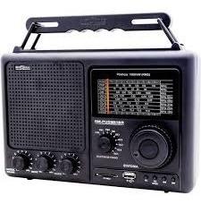 Rádio Portátil Motobrás 8 Faixas Rm-pusm81ac Am/fm Usb