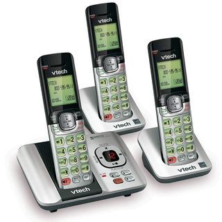 3 Telefonos Inalambricos Identificador Contestadora Vtech
