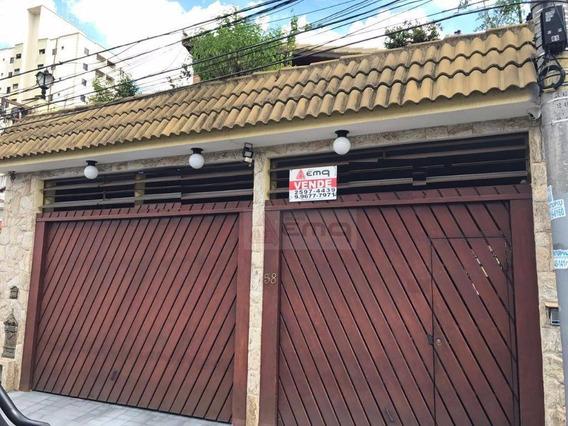 Sobrado Residencial À Venda, Vila Mazzei, São Paulo. - So0135