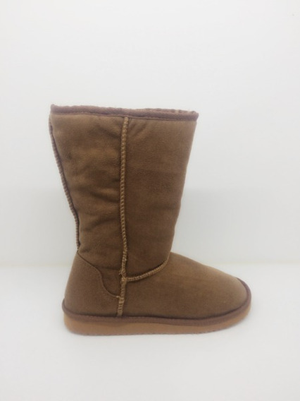 Soong-s Botas Uggs Esquimal Marca Soda Color Cafe