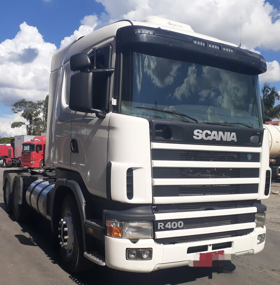 Scania 124 400 6x2
