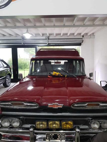 Chevrolet Carrozada C Asientos Camioneta Doble Cabi
