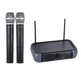 Ammoon Dual Channel Vhf Wireless Eu