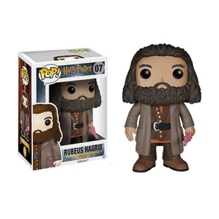 Funko Pop Rubeus Hagrid 07 Harry Potter De 15 Cm Baloo Toys