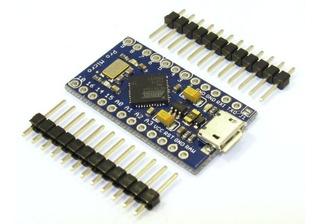 Placa Arduino Pro Micro Atmega 32u4