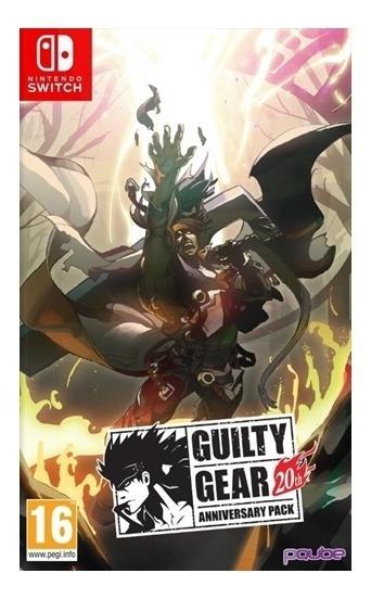 Guilty Gear 20th Anniversary Edition - Switch Lacrado