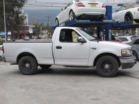 Ford F-150 Xl Mid Automatica 2009 Blanca
