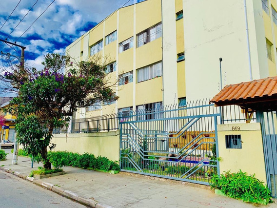 Apartamento Com 2 Dormitórios À Venda, 70 M² Por R$ 220.000,00 - Jardim Vila Galvão - Guarulhos/sp - Ap0475