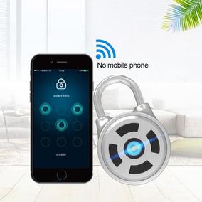 Cadeado Via Bluetooth Inteligente + Ponta Entrega
