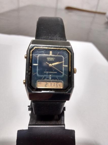 Relógio Seiko Anadigi